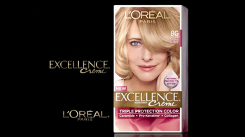 L'Oreal Excellence Creme TV Spot, 'Why Not' Featuring Diane Keaton - Thumbnail 2