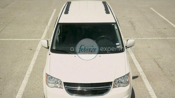 Febreze Car Vent Clip TV Spot, 'Experiment: Man Fresh Out of the Shower' - Thumbnail 2