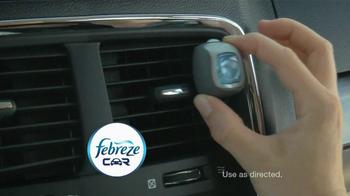 Febreze Car Vent Clip TV Spot, 'Experiment: Man Fresh Out of the Shower' - Thumbnail 4