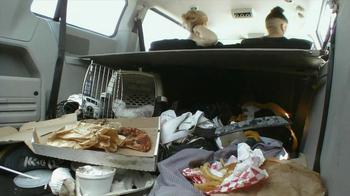 Febreze Car Vent Clip TV Spot, 'Experiment: Man Fresh Out of the Shower' - Thumbnail 6