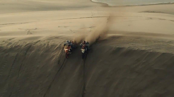 Triumph Motorcycles TV Spot, 'Dunes' - Thumbnail 1