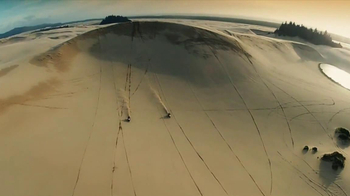 Triumph Motorcycles TV Spot, 'Dunes' - 38 commercial airings