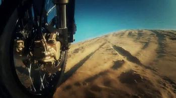 Triumph Motorcycles TV Spot, 'Dunes' - Thumbnail 4