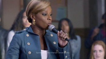 American Cancer Society TV Spot, 'Fight' Featuring Mary J. Blige - Thumbnail 7