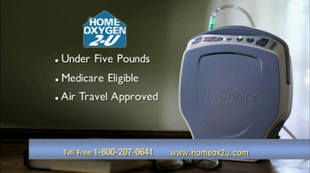 Home Oxygen 2-U TV Spot, 'I Can' - Thumbnail 4