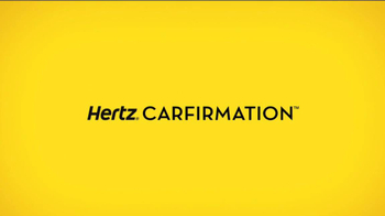 Hertz TV Spot, 'Carfirmation' Featuring Owen Wilson - Thumbnail 9