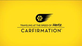 Hertz TV Spot, 'Carfirmation' Featuring Owen Wilson - Thumbnail 2