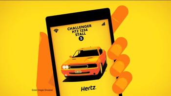 Hertz TV Spot, 'Carfirmation' Featuring Owen Wilson - Thumbnail 4