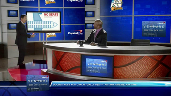 Capital One Venture TV Spot Featuring Alec Baldwin and Charles Barkley - Thumbnail 2