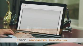 Neat Desk and Receipts TV Spot, 'Clutter' - Thumbnail 3
