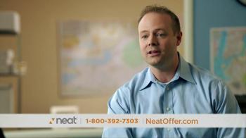 Neat Desk and Receipts TV Spot, 'Clutter' - Thumbnail 6