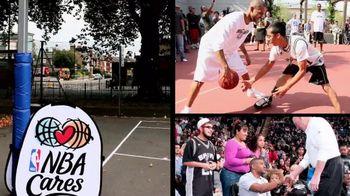 NBA Cares TV Spot, 'Community'
