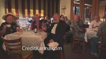 Credit Karma TV Spot, \'Restaurant Bill\'