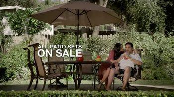 Kmart Layaway TV Spot, 'Patio Set' - 693 commercial airings