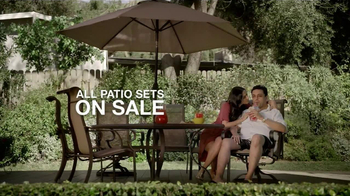 Kmart Layaway TV Spot, 'Patio Set'