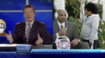 Capital One TV Spot, 'Fourth-Graders' Feat. Alec Baldwin, Charles Barkley - 303 commercial airings