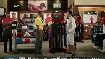 Dick's Sporting Goods TV Spot, 'Nike VRS Covert' Featuring Tiger Woods