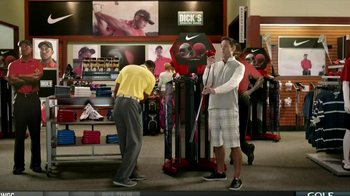 Dick's Sporting Goods TV Spot, 'Nike VRS Covert' Featuring Tiger Woods - Thumbnail 1