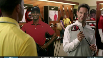 Dick's Sporting Goods TV Spot, 'Nike VRS Covert' Featuring Tiger Woods - Thumbnail 4