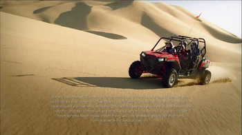 Polaris RZR TV Spot, 'Dunes, Desert, Trail' - Thumbnail 10