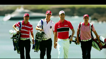 Izod TV Spot , 'Golfing' Featuring Webb Simpson