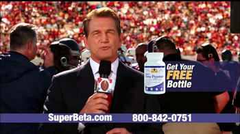 Super Beta Prostate TV Spot, 'Football Time Out' Featuring Joe Theismann - Thumbnail 10