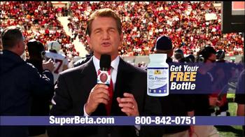 Super Beta Prostate TV Spot, 'Football Time Out' Featuring Joe Theismann - Thumbnail 4