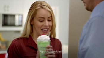 McDonald's McCafe Shamrock Shake TV Spot, 'Where Were You?' - Thumbnail 8