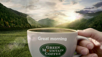 Green Mountain Coffee TV Spot  - Thumbnail 5