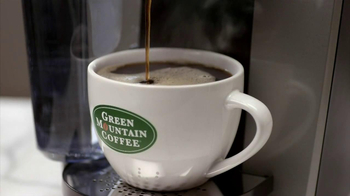 Green Mountain Coffee TV Spot