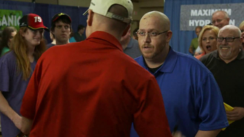 5 Hour Energy TV Spot, 'Autographs' Featuring Jim Furyk and Clint Bowyer - Thumbnail 10