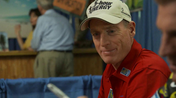 5 Hour Energy TV Spot, 'Autographs' Featuring Jim Furyk and Clint Bowyer - Thumbnail 3