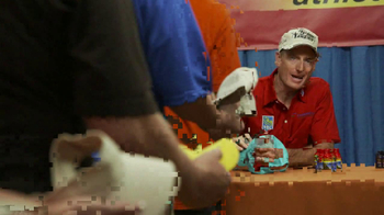 5 Hour Energy TV Spot, 'Autographs' Featuring Jim Furyk and Clint Bowyer - Thumbnail 4