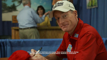 5 Hour Energy TV Spot, 'Autographs' Featuring Jim Furyk and Clint Bowyer - Thumbnail 5
