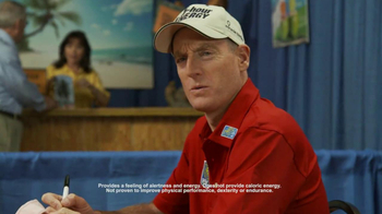 5 Hour Energy TV Spot, 'Autographs' Featuring Jim Furyk and Clint Bowyer - Thumbnail 6