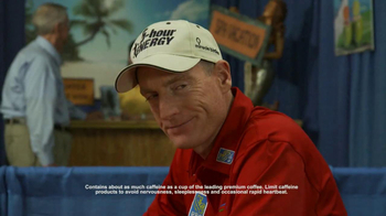 5 Hour Energy TV Spot, 'Autographs' Featuring Jim Furyk and Clint Bowyer - Thumbnail 8