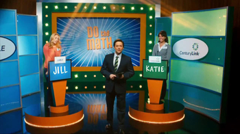 CenturyLink TV Spot, 'Do the Math Game Show'