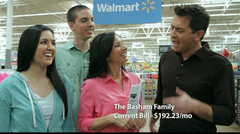 Walmart TV Spot, 'Tax Refund Time with the Basham Family' - 288 commercial airings