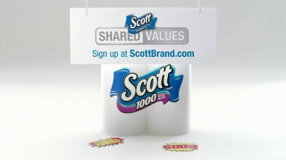 Scott 1000 TV Commercial, 'Labels'