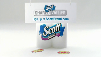 Scott 1000 TV Spot, \'Labels\'