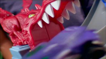 Hot Wheels Dragon Destroyer Racetrack TV Spot  - Thumbnail 5
