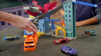 Hot Wheels Dragon Destroyer Racetrack TV Spot  - Thumbnail 7