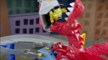 Hot Wheels Dragon Destroyer Racetrack TV Spot  - Thumbnail 8