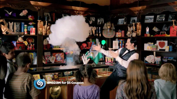 Staples TV Spot, 'Magic Shop' - 1269 commercial airings