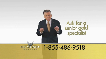 U.S. Money Reserve TV Spot, 'Solid Gold Coins' - Thumbnail 6