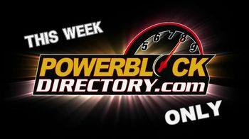 PowerBlock Directory TV Spot