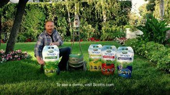 Scotts Snap Spreader TV Spot, 'Neighbors'