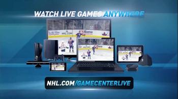 NHL Game Center Live TV Spot - Thumbnail 10