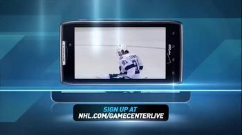 NHL Game Center Live TV Spot - Thumbnail 4