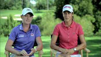 LPGA TV Spot, 'Countries' Featuring Stacy Lewis and Azahara Munoz - 47 commercial airings